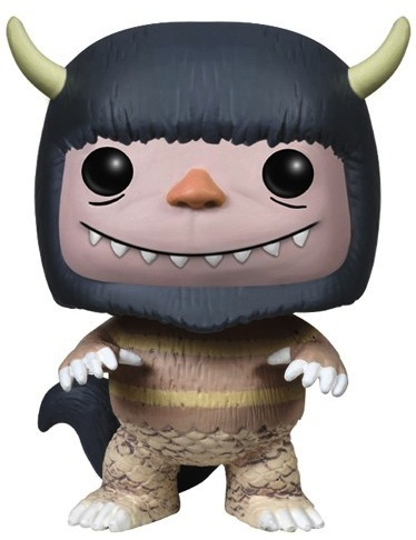 where the wild things are carol pop vinyl by f trampt library