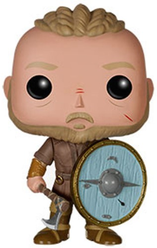 Vikings Ragnar Lothbrok Pop Vinyl By Michael H Trampt Library