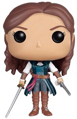Assassin S Creed Unity Elise Pop Vinyl By Funk Trampt Library