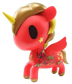 Drago Unicorno By Tokidoki Simone Legno From Tok
