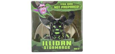 Shadowform Illidan Cute But Deadly By Blizzard Trampt