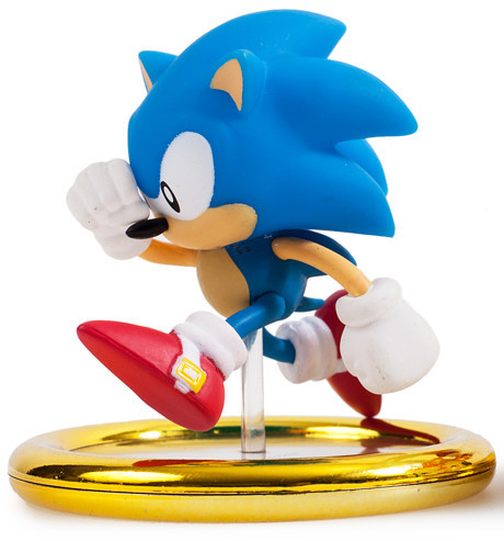Sonic The Hedgehog Sonic Running Sonic The Hedge Trampt Library