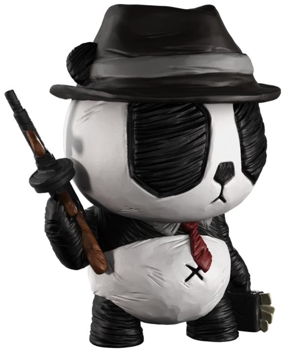 Mafia panda ink Panda Ink by Cacooca from Mighty Jaxx