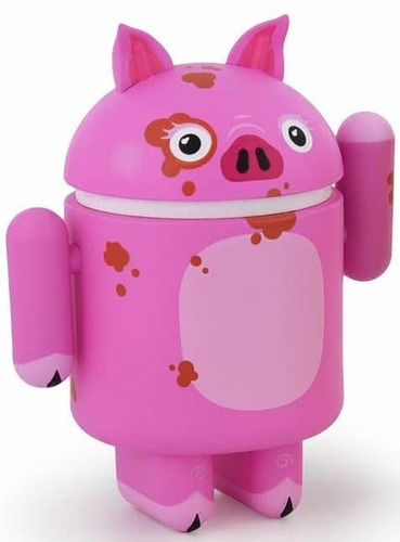 Year of the pig 2019 Android by Andrew Bell from D