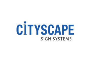 Cityscape Sign Box