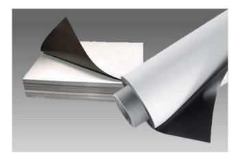 Vinyles magnétiques en rouleau