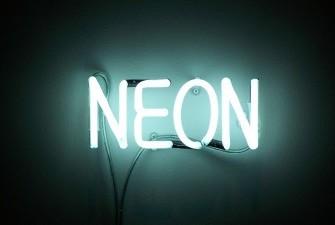 Produits pour néon
