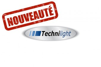 Fixtures et luminaires DEL Technilight