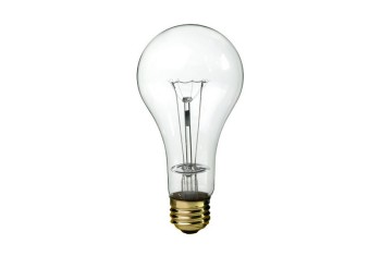 INCANDESCENT CLEAR 200W 130V