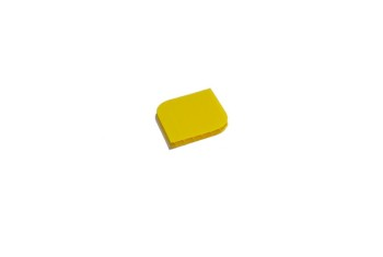 HI-CORE JAUNE 4' X 8' X 4MM