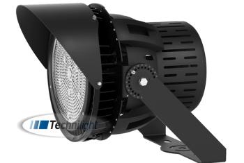 TLSP500PBK PROJECTEUR DEL 500W 100-277V 5000K IP66