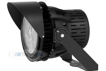 TLSP1250HPBK PROJECTEUR DEL 1250W 200-480V 5000K IP66