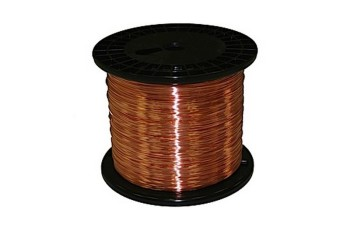 COPPER TIE WIRE 22 GAUGE-1 LB.SPOOL