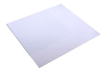 POLYCARBONATE BLANC 7328 48'' X 96'' X 0.118'' POLY FILM