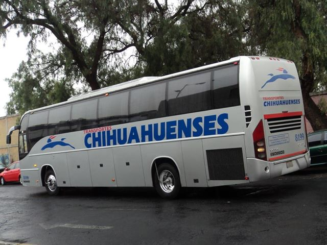 Autobus Chihuahenses