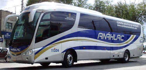Autobus Anahuac