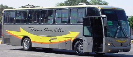Autobus Flecha Amarilla
