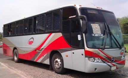 Autobus Herradura de Plata