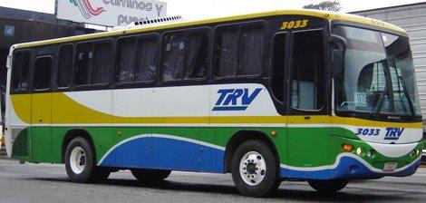 Autobus TRV