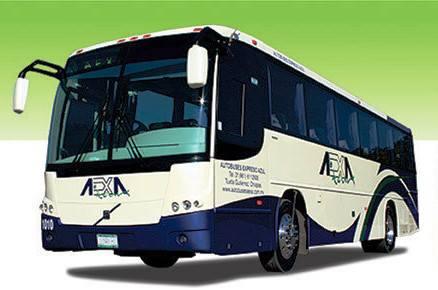 Autobus AEXA