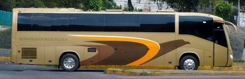 Autobus Aguila