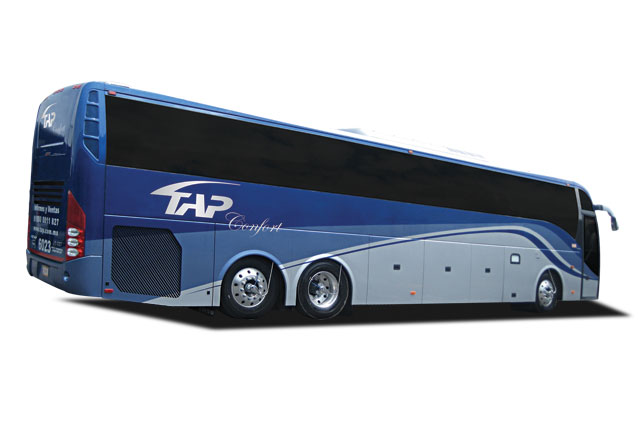 Autobus TAP Confort