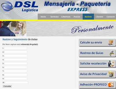 DSL Logística