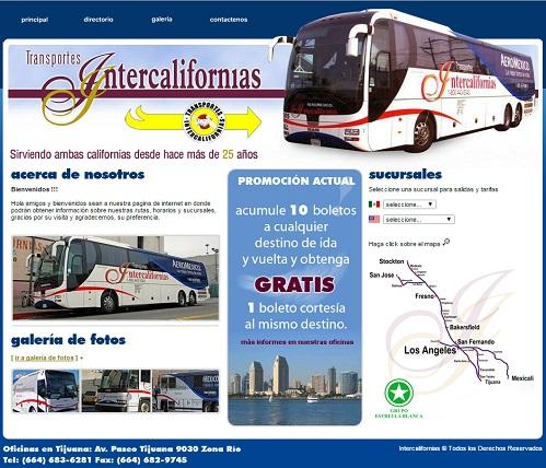 Transportes Intercalifornias