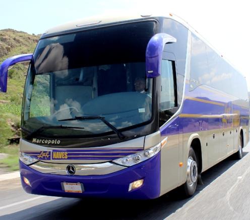 autobuses Autonaves
