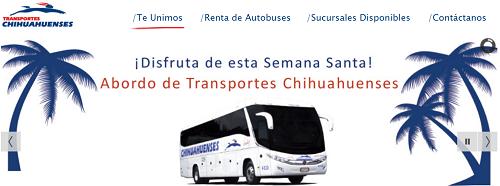 Transportes Chihuahuenses