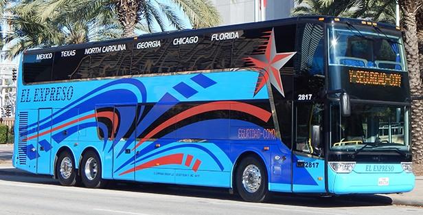 Autobuses El Expreso