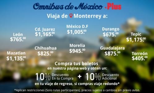 Ómnibus de México Servicio Plus
