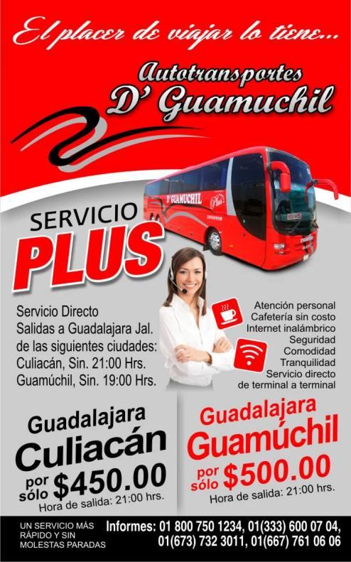 Autotransportes de Guamúchil