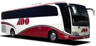 autobuses de la línea ADO