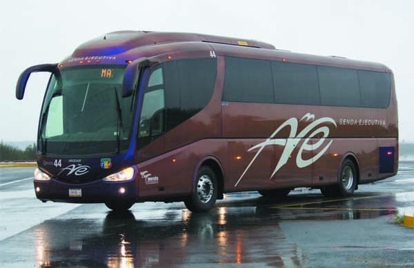 Autobus Ave