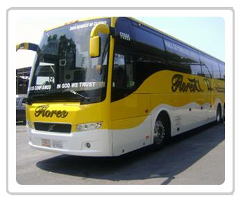 Autobus Flores