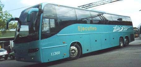 Autobus Turistar Ejecutivo