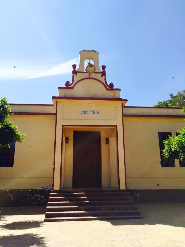 Casa Ditalia Chipilo Puebla