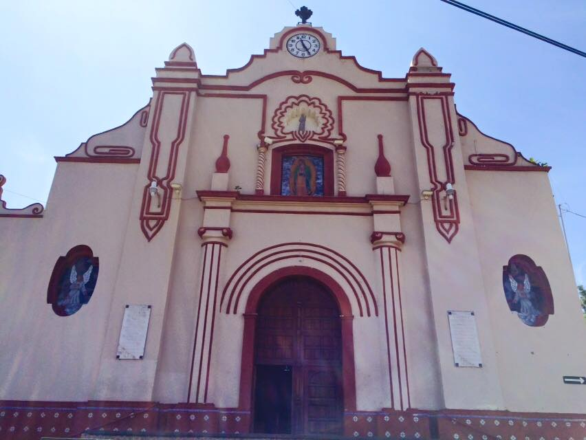 Parroquia Chipilo Puebla