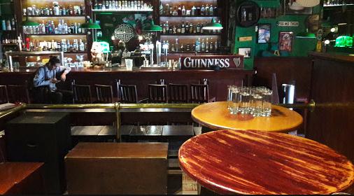 Bar Wicklow Irish Pub