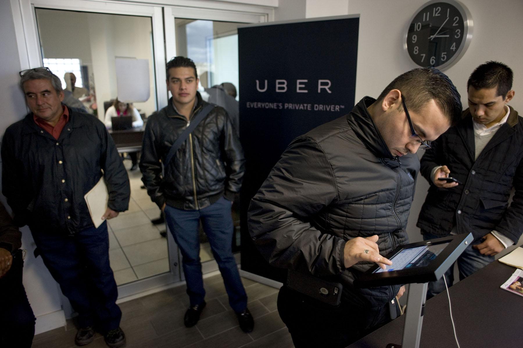 Uber tijuana oficinas