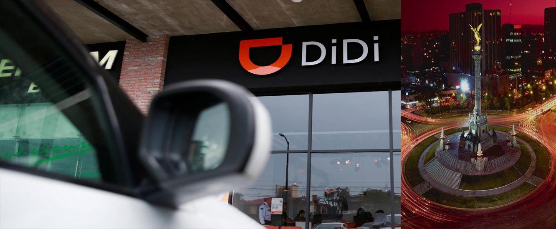 Oficinas de DiDi en México