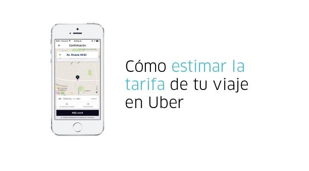 precio de viaje en uber