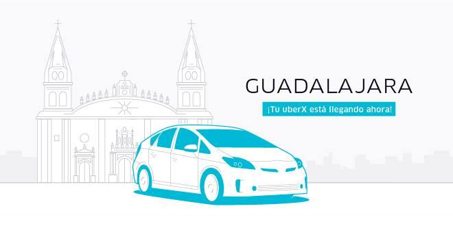 uber guadalajara