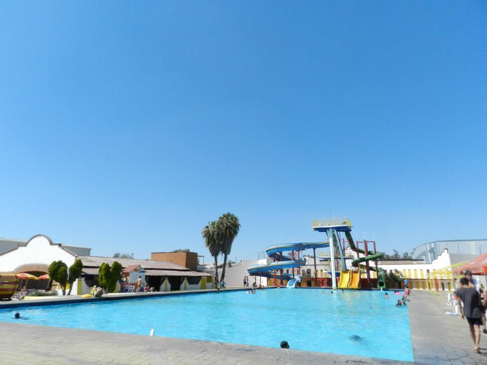 balneario en Guadalajara