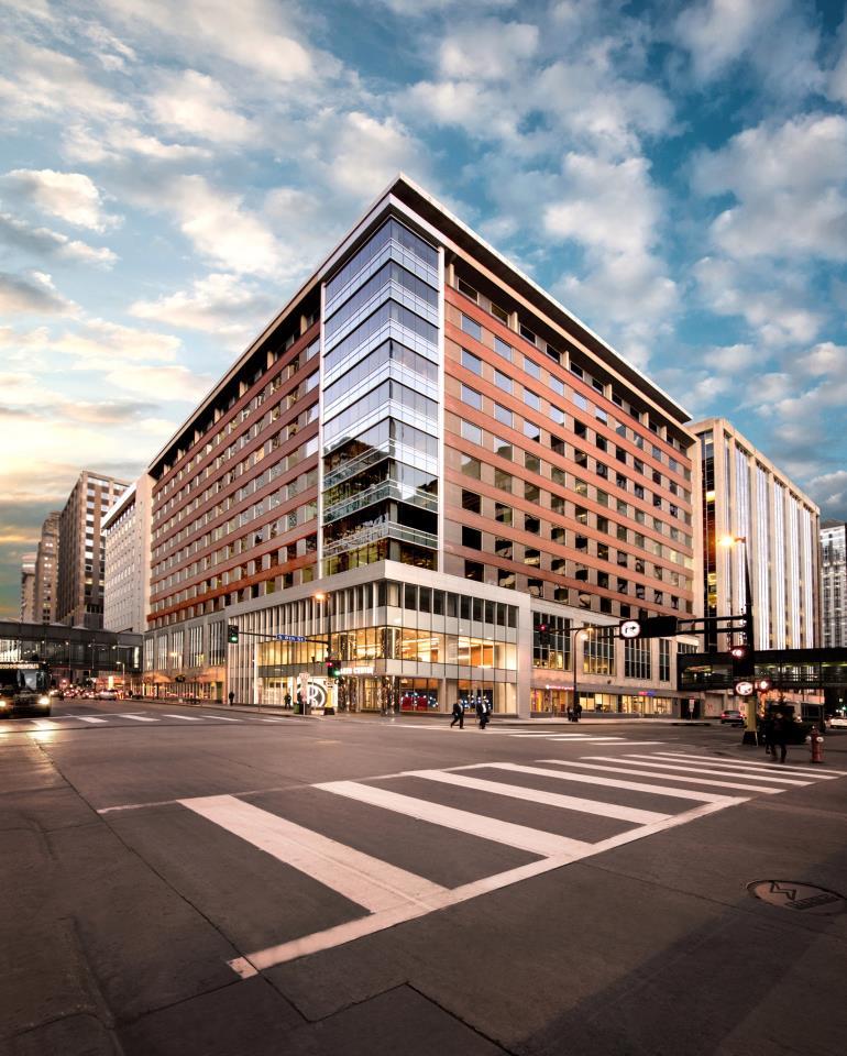 Minneapolis Garage Builders News Construction Blog: 733 Baker Center