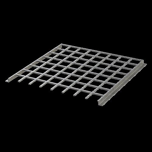 Square Culvert Pipe Grate