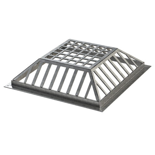 Square Top-Mount Grate