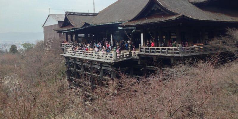 Kyomizudera temple