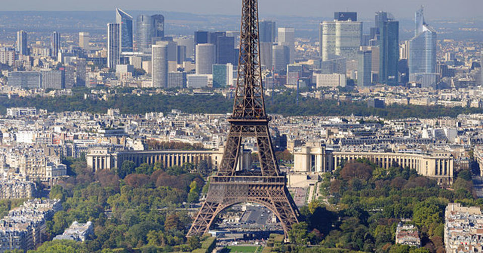 отели парижа фото